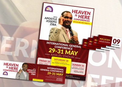 Heaven is Here Conference 2015