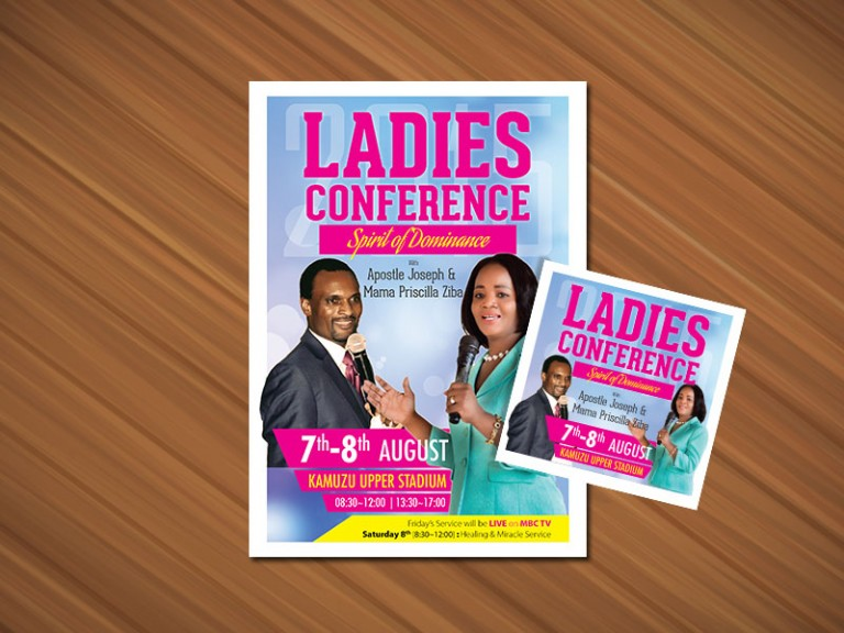 Ladies Conference 2015